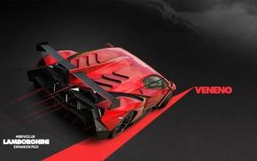 mid, engine, Driveclub, italian cars, Lamborghini, Lamborghini Veneno