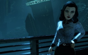 BioShock, BioShock Infinite Burial at Sea, Elizabeth BioShock, Rapture, video games, BioShock Infinite