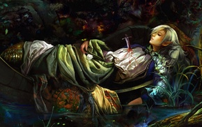 artwork, fantasy art