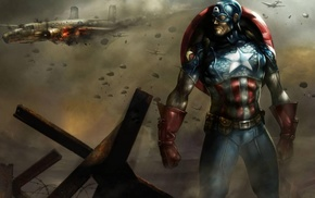 superhero, Captain America