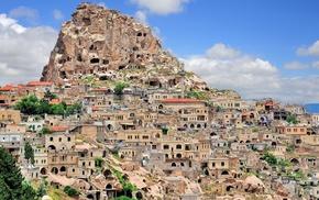 city, cityscape, Turkey, Cappadocia