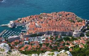 Croatia, town, Dubrovnik