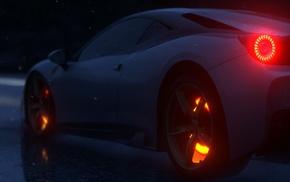 Driveclub, Ferrari, racing