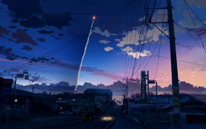 anime, Makoto Shinkai, 5 Centimeters Per Second