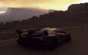 Lamborghini Veneno, Lamborghini, Driveclub, car