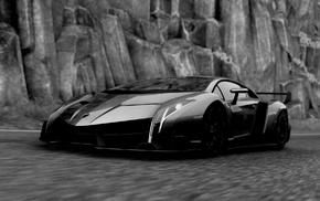 Lamborghini, Driveclub, Lamborghini Veneno, car