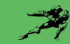 Metroid, Samus Aran