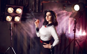 video games, cosplay, BioShock Infinite Burial at Sea, BioShock, BioShock Infinite, Elizabeth BioShock