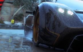 Pagani Zonda R, Pagani, video games, Driveclub, detailed