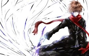 anime boys, Guilty Crown, Ouma Shuu, manga, anime