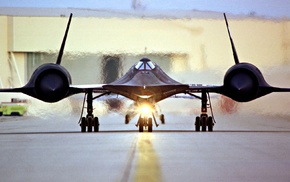 military aircraft, military, US Air Force, airplane, Lockheed SR, 71 Blackbird