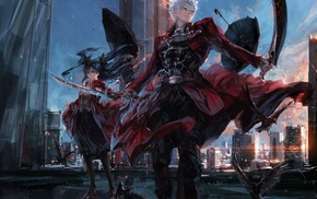 Archer, Tohsaka Rin, Fate Series, Archer FateStay Night
