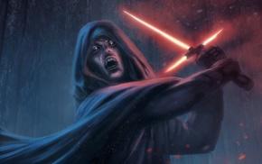 artwork, Sith, Star Wars
