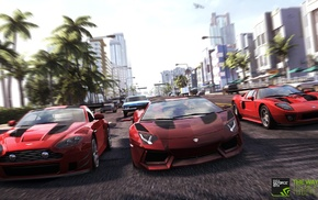 video games, Nvidia, The Crew