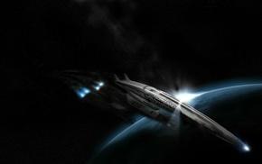 Normandy SR, 2, Mass Effect