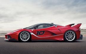 car, Ferrari, Ferrari FXXK
