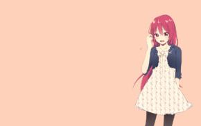 Free, anime, Matsuoka Gou, red eyes, simple background, open mouth