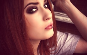 DeviantArt, bloodsuccubus, Niky Von Macabre, girl, model