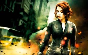 The Avengers, Black Widow, Scarlett Johansson