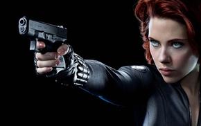 Black Widow, The Avengers, Scarlett Johansson