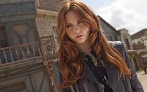 Karen Gillan, girl, redhead