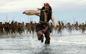 movies, Pirates of the Caribbean, Johnny Depp, Jack Sparrow