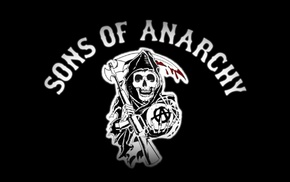 black, Sons Of Anarchy, TV