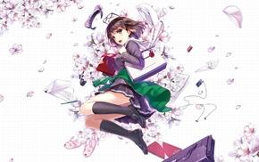 Saenai Heroine no Sodatekata, anime, anime girls, Kato Megumi, Katou Megumi