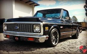 1972, Chevrolet CK, Chevrolet C, 10, Chevy, Chevrolet