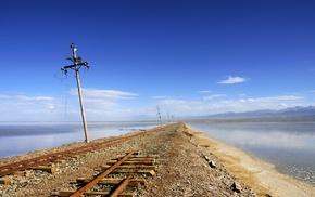 Ubuntu, abandoned, railway, rust