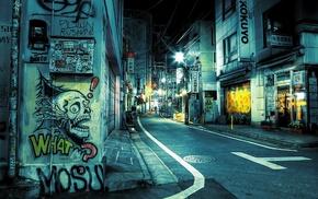graffiti, street