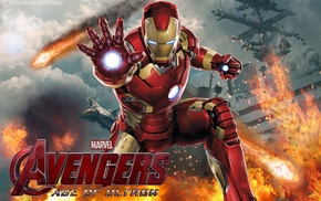 Avengers Age of Ultron, Marvel Comics, Iron Man