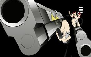 Soul Eater Not, gun, anime