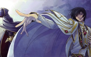 anime, Code Geass, Lamperouge Lelouch