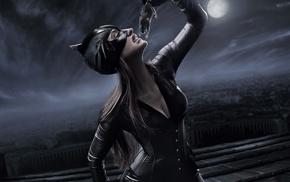 Catwoman, model