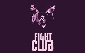 Tyler Durden, minimalism, Marla Singer, Fight Club