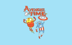 Adventure Time, Avengers Age of Ultron