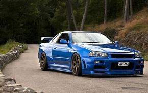 Stanceworks, Nissan, StanceNation, Nissan Skyline GT, R R34, GT