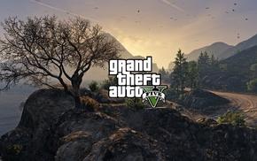 nature, symbols, Grand Theft Auto