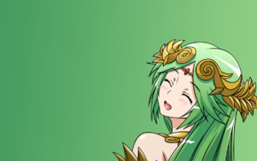 Super Smash Brothers, anime, Nintendo, anime girls, Palutena