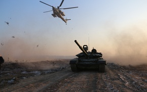 military, T, 90, Mil Mi, 28, army