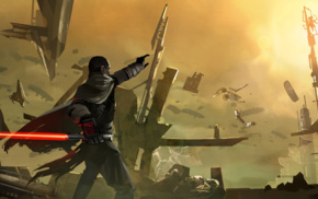 Star Wars, Star Wars The Force Unleashed