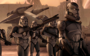 clone trooper, Star Wars