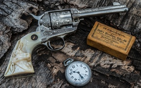ammunition, HDR, revolver, weapon, gun