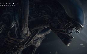 Alien Isolation, aliens