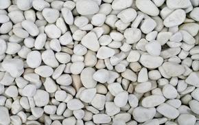stones, texture, nature, pebbles