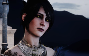 Dragon Age Inquisition, Morrigan character