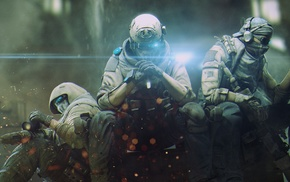 video games, Ghost Recon