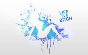 2D, ink, life, bitch