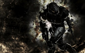 Halo, video games, Halo 3, Halo 3 ODST, Bungie, Master Chief